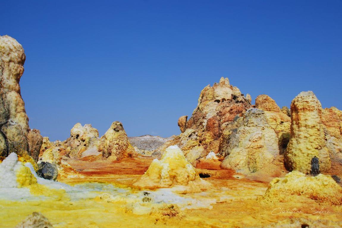 dalol vulkan äthiopien