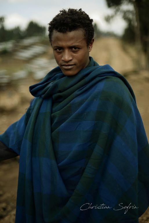 mann äthiopien