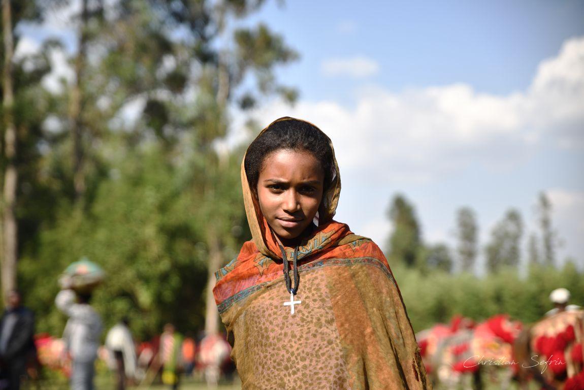 mädchen äthiopien