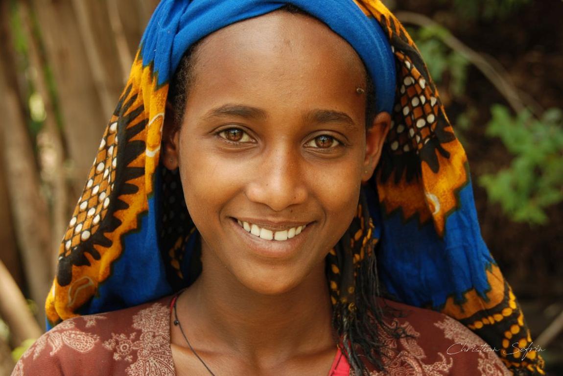 frau äthiopien