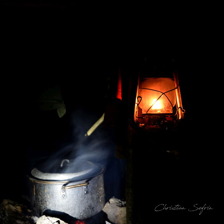 camping mount cameroon nationalpark